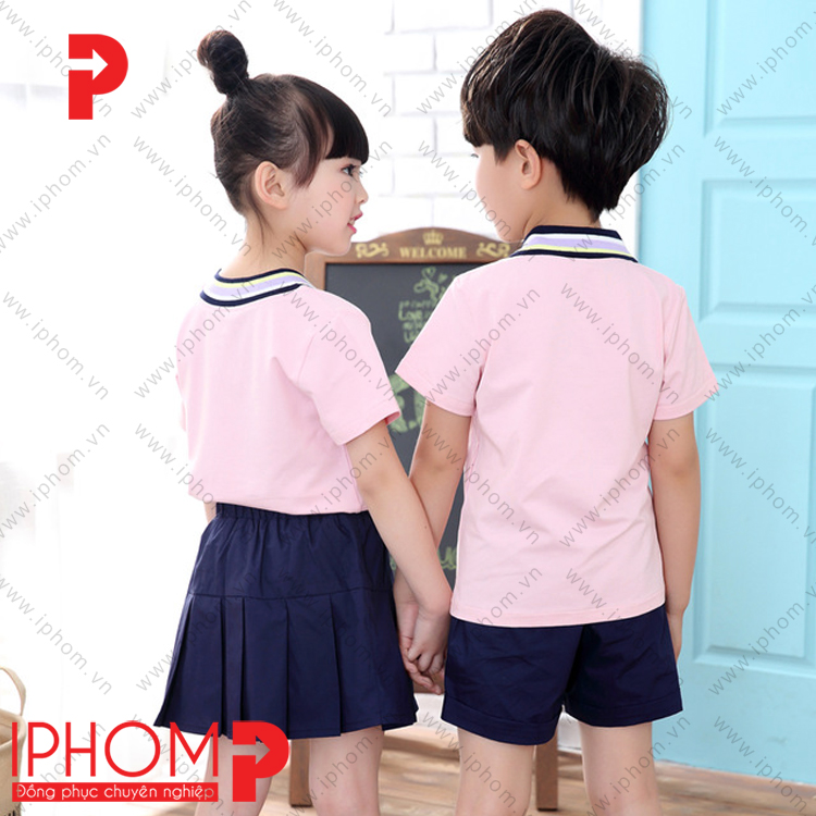 dong-phuc-hoc-sinh-ao-thun-mau-hong