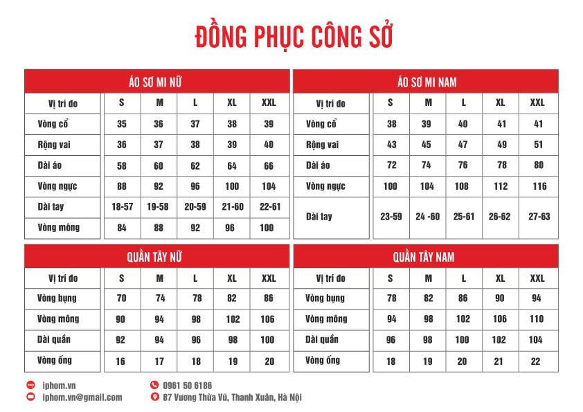 bang-size-dong-phuc-cong-so-chuan-iphom.vn