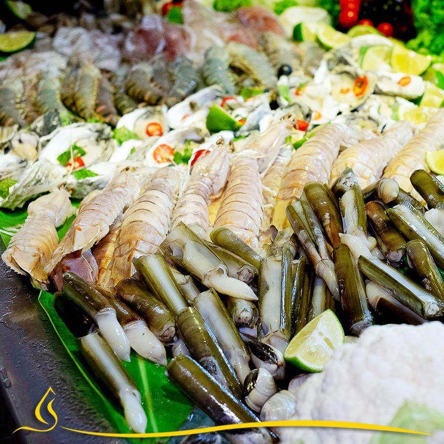 Buffet Hương Sen ở Hà Nội