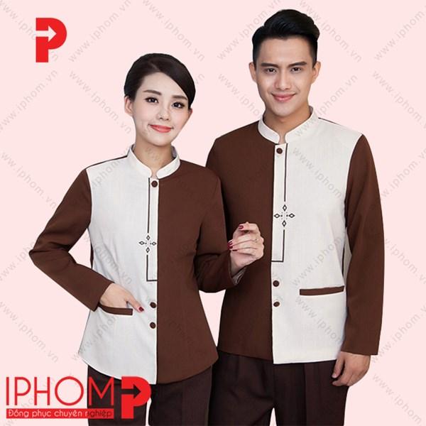 Đồng phục buồng phòng khách sạn nên được thiết kế đơn giản và trang nhã để thuận tiện cho người mặc