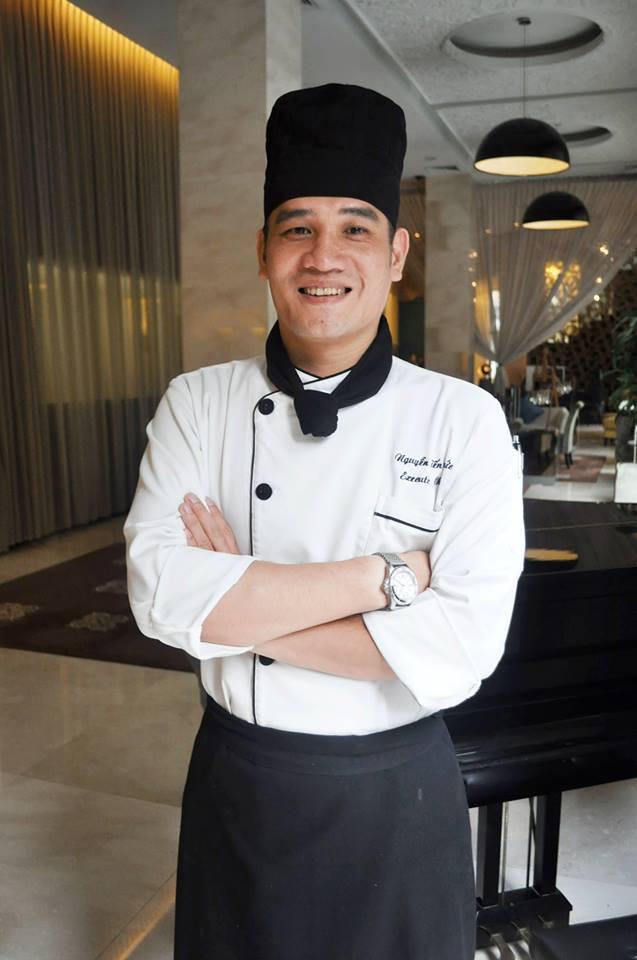 Đồng phục đầu bếp của khách sạn Hotel de I' Opera Hanoi