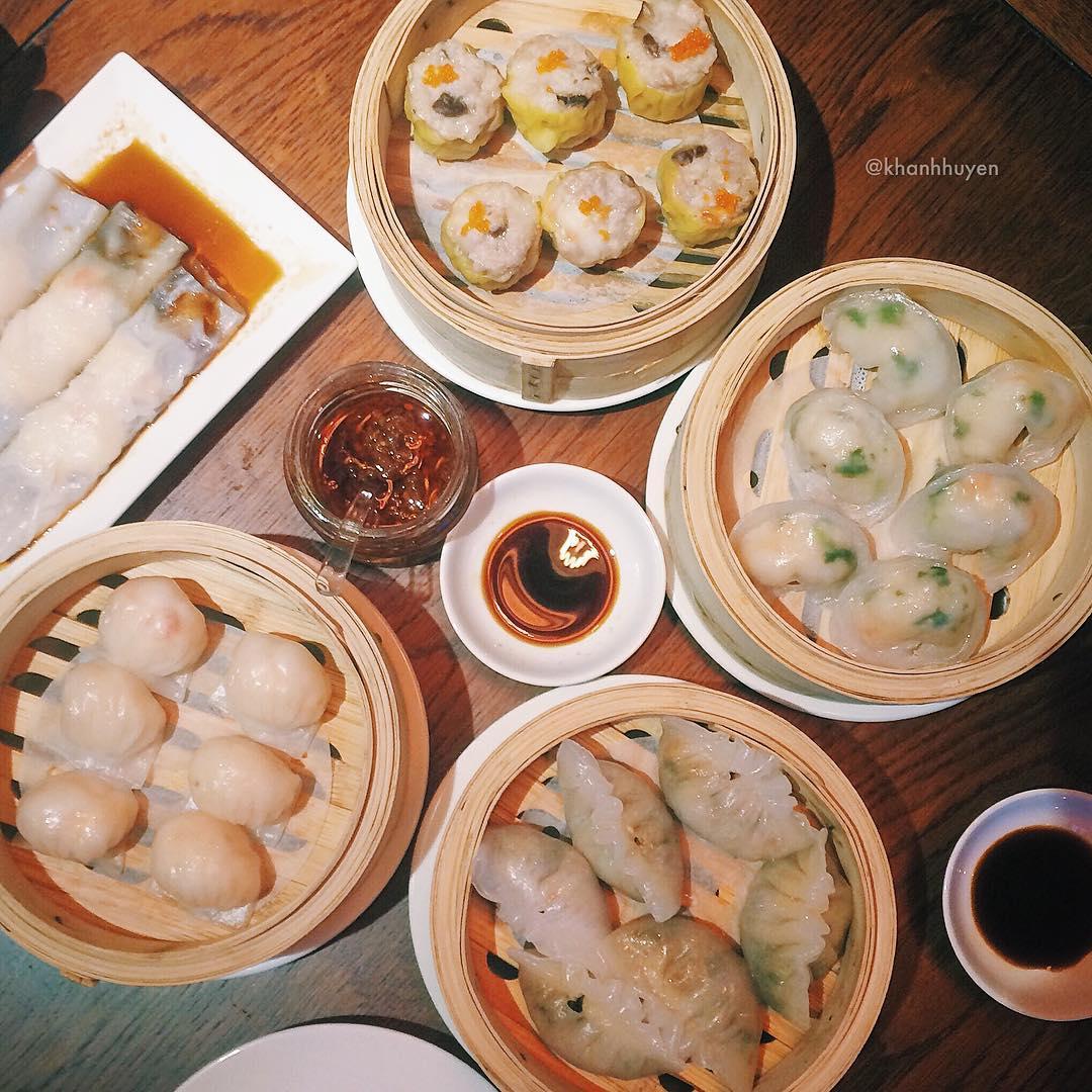 FuRongHua cũng là nhà hàng dimsum kiểu như Fu Rong Hua