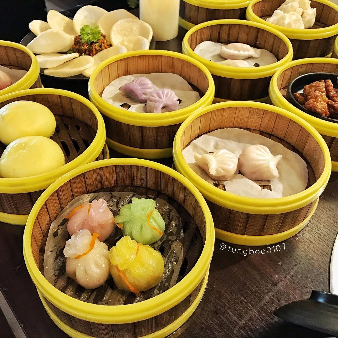 Dimsum Cửu Long Hồng Kông được đánh giá là ngon và có mức giá vừa phải