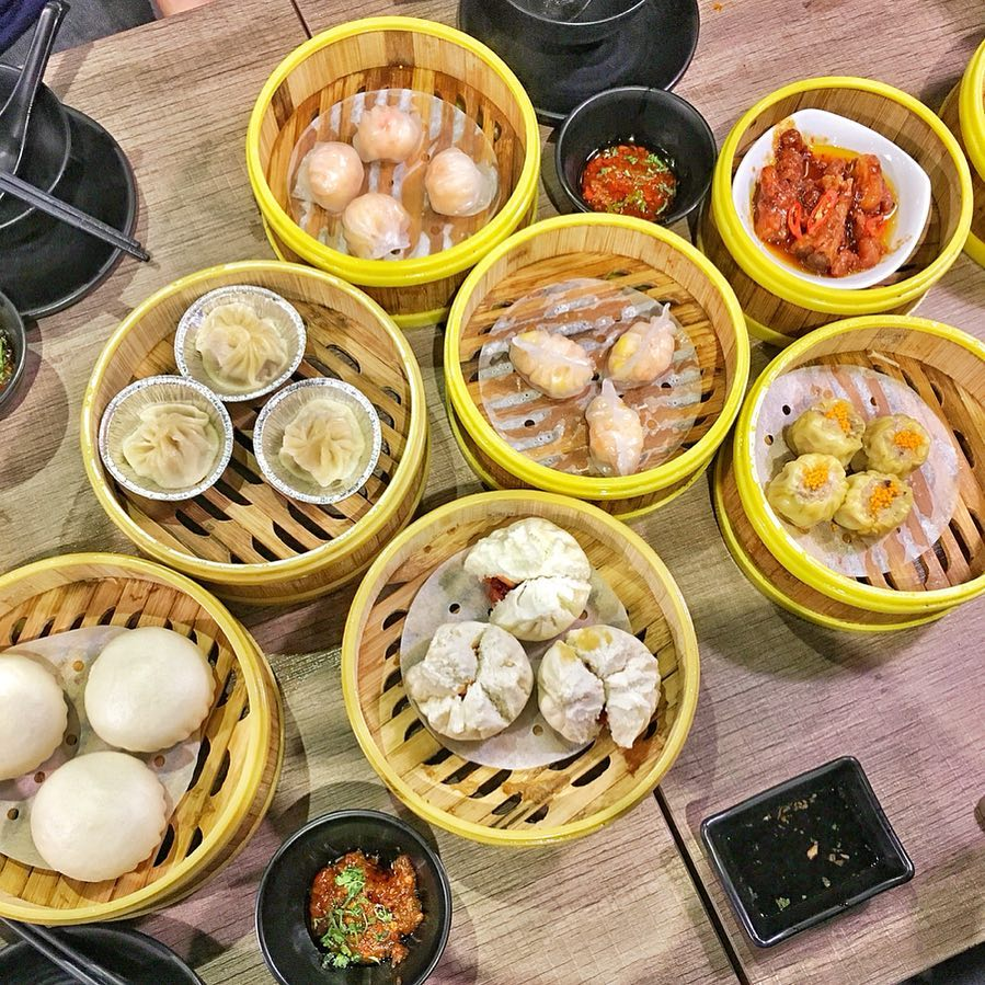 Fenghuang là quán buffet dimsum ngon và rẻ nhất ở Hà Nội