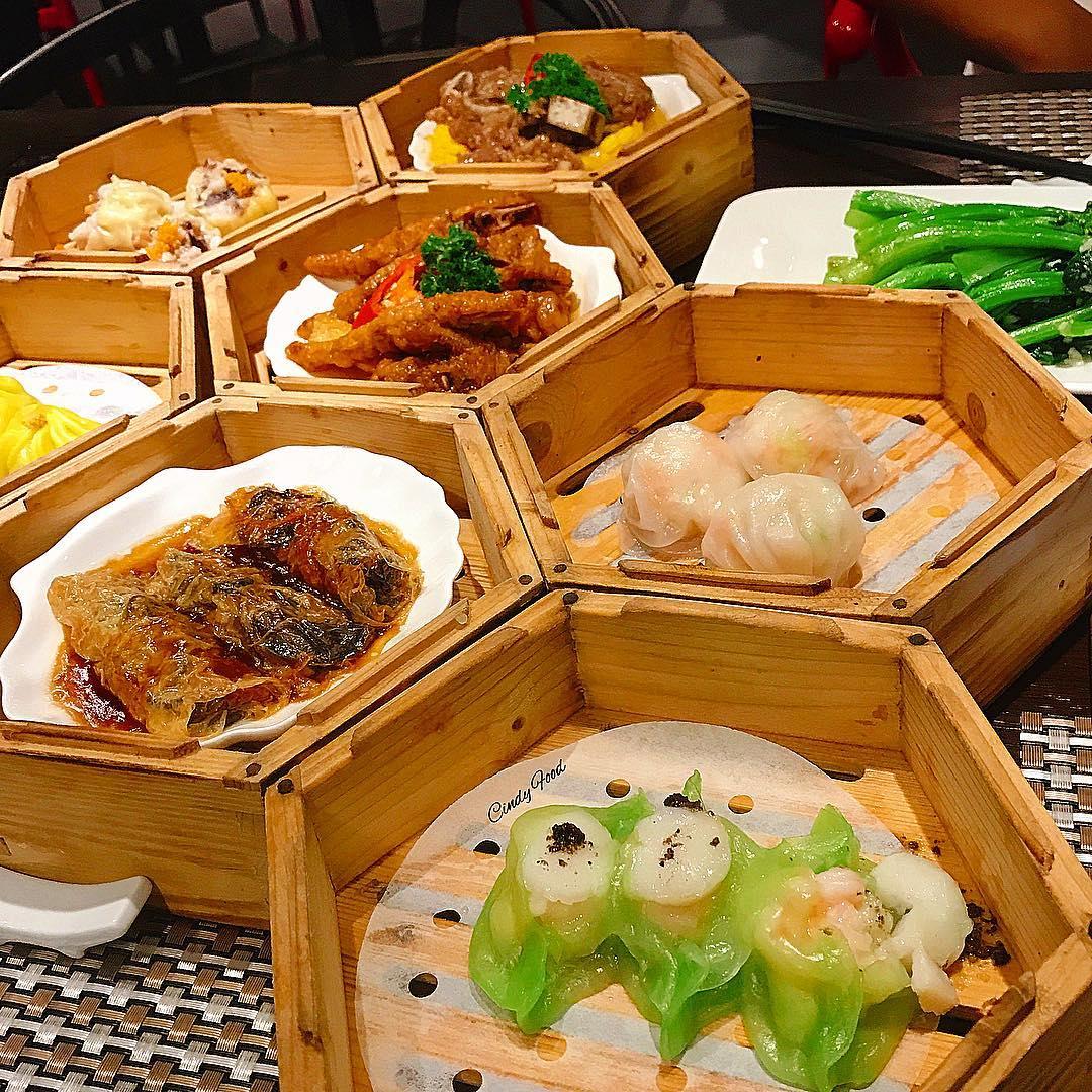 Ngô Dinning có thực đơn dimsum cực đa dạng, chất lượng đi liền với giá cả nên không chê vào đâu được nhé!