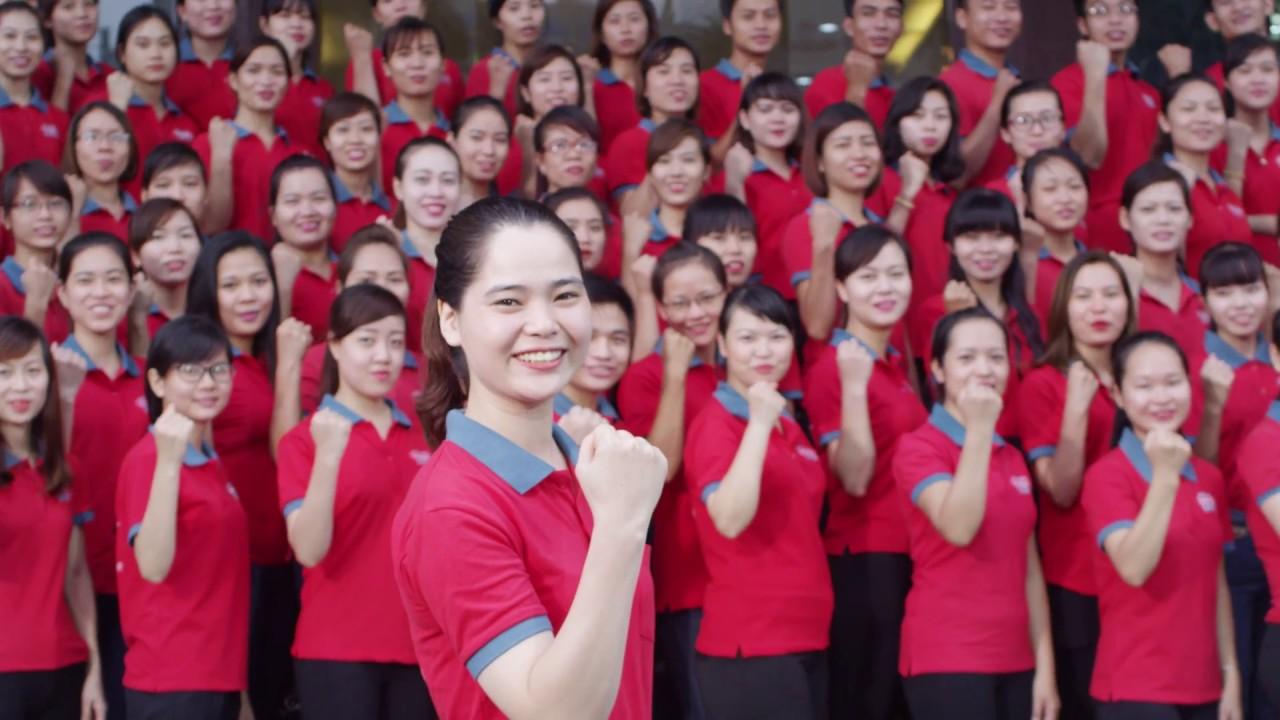 Kiểu thiết kế Áo thun đồng phục giống hãng Sunhouse hiện nay khá phổ biến ở Việt Nam