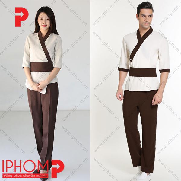 dong-phuc-spa-ao-vay-kimono-cach-tan-nam-nu
