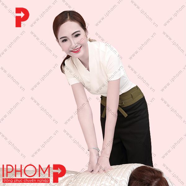 dong-phuc-spa-quan-ao-kimono-mau-kem-dang-om